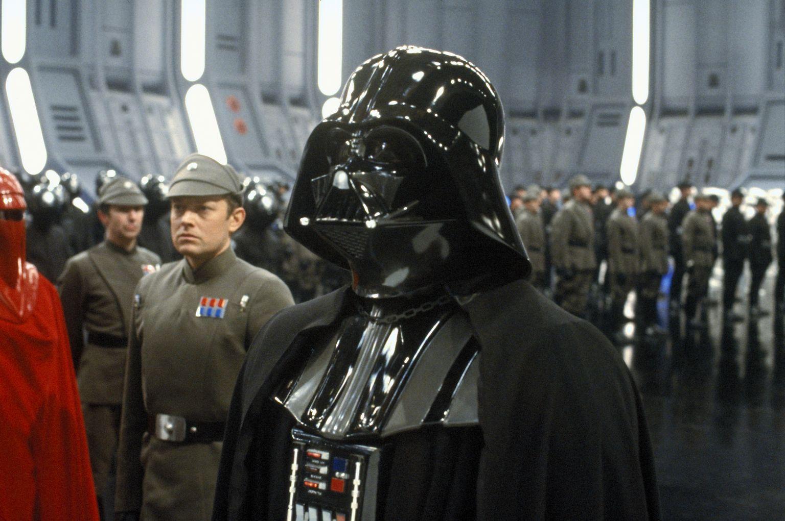 EINMALIGE VERWENDUNG Star Wars/ Darth Vader