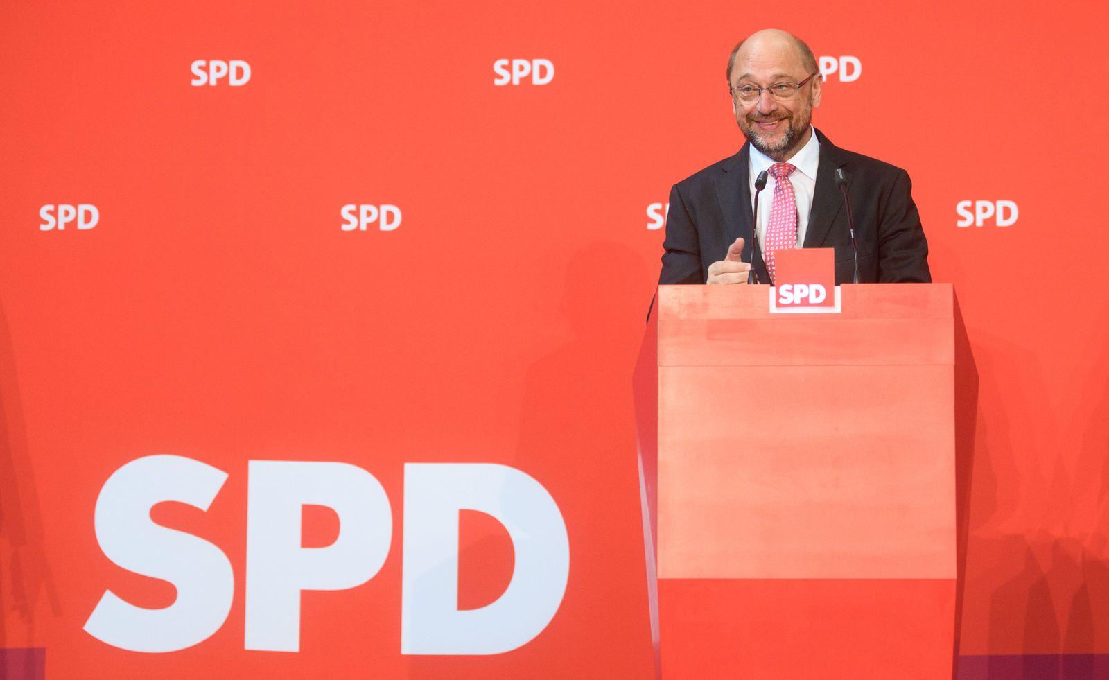 Martin Schulz / SPD