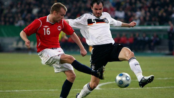 DFB-Team im Pech: Die Verletztenserie