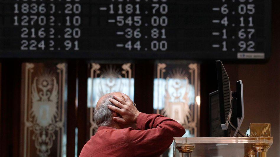 Finanzkrise: Vier europäische Länder verbieten Aktien-Leerverkäufe