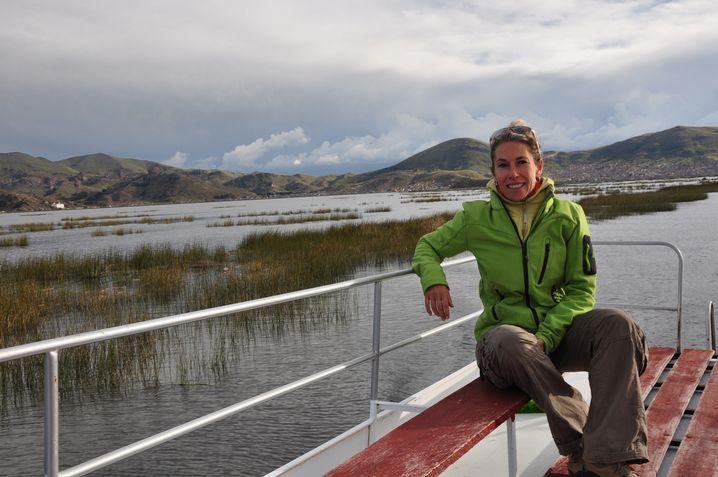 Sabine Single, 48, reiste zwei Jahre lang allein um die Welt