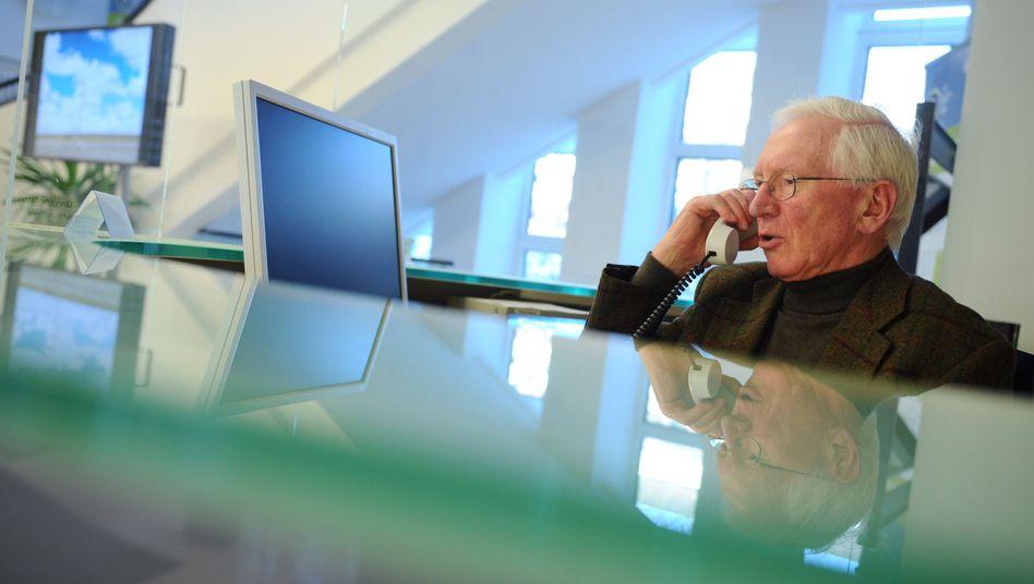 Behörde: Mit 76 noch bei der Arbeit