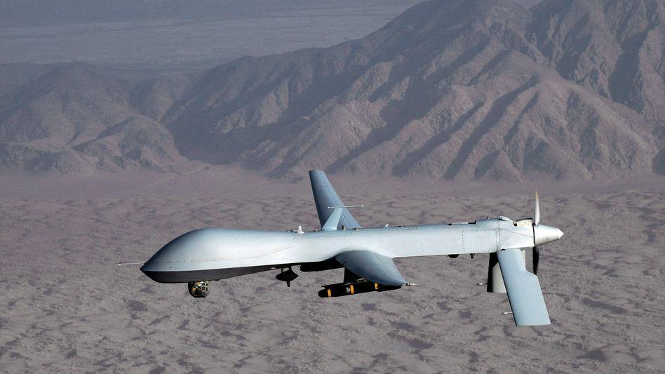 Predator-Drohne: Schlag gegen deutsche Islamisten