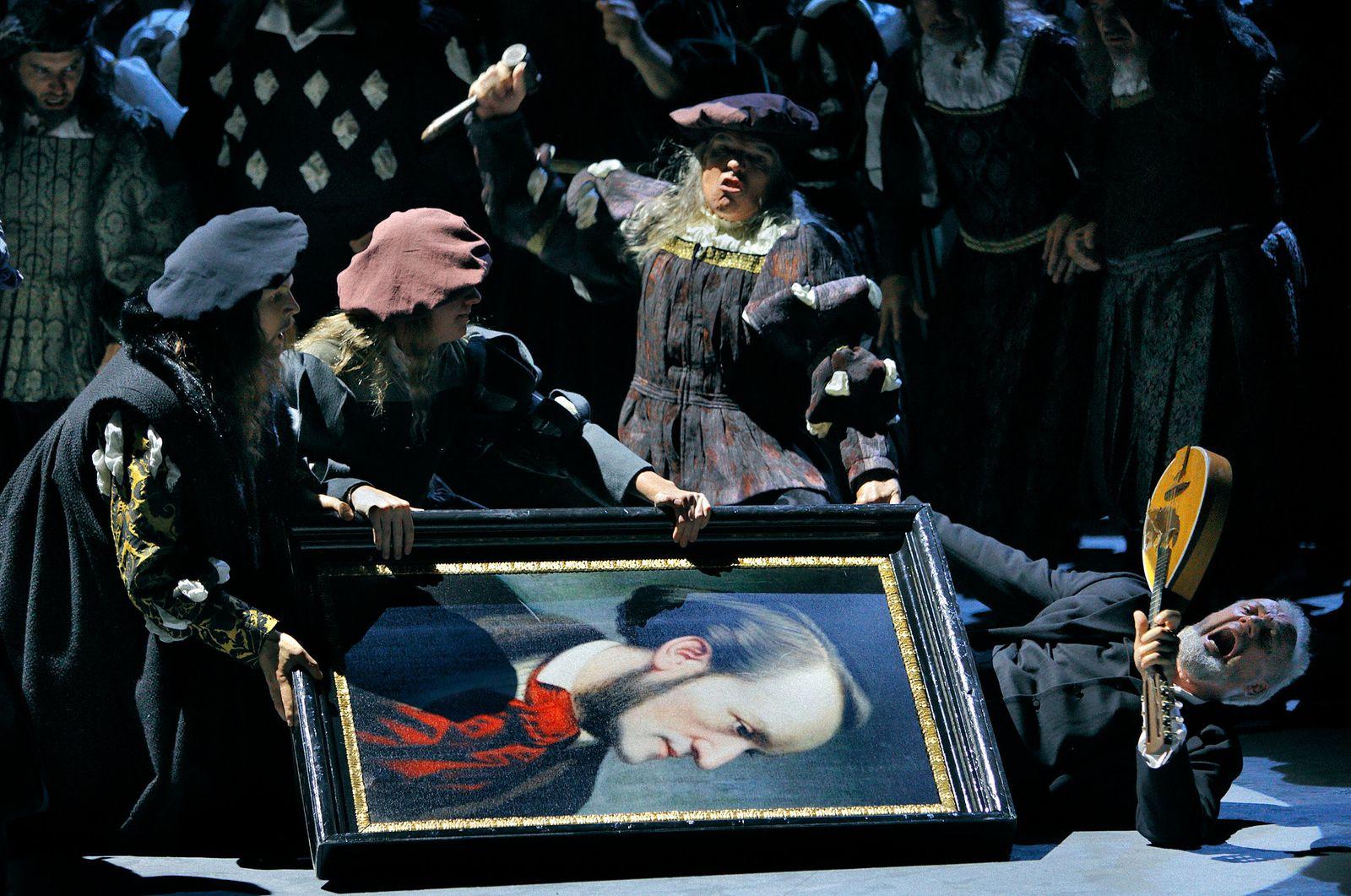 Bayreuther Festspiele 2021 - Die Meistersinger von Nürnberg
