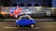 Das Geheimnis der glücklichen Brexiteers