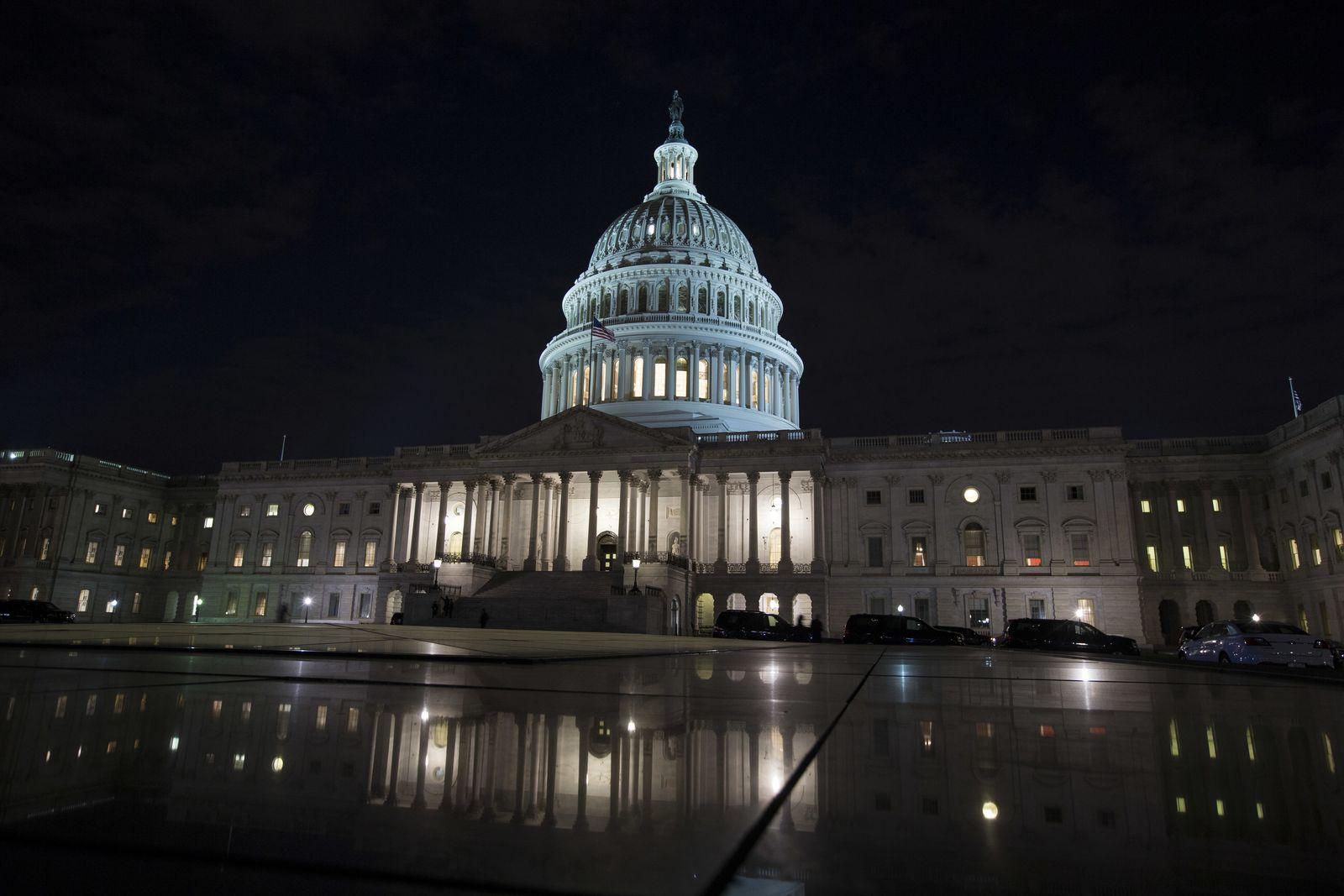 US-Senat verschiebt Steuerabstimmung
