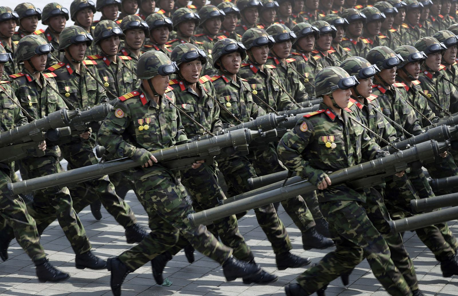 Nordkorea / Militär