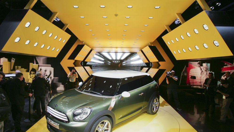 Detroit Motor Show: Deutsche Hersteller im Aufwind