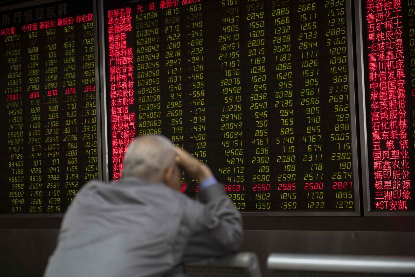 CHINA-HONG KONG-STOCKS