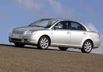 Sauberer Diesel: Toyota Avensis D-CAT