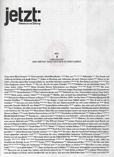 "Jugendmagazin ""Jetzt"": Seismograph der Jugendkultur"