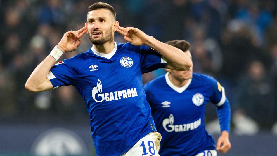 Schalkes Daniel Caligiuri