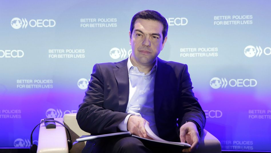 Ministerpräsident Tsipras: Stimmung in Deutschland hat sich gedreht