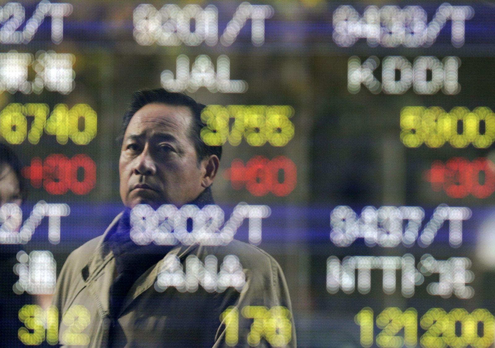 Japan Börsenkurse