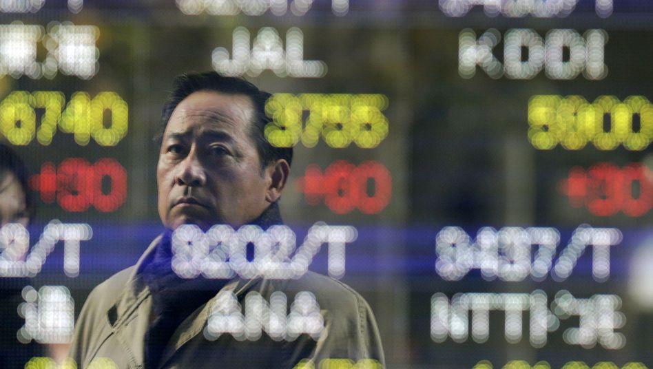 Börsenkurse in Tokio: Zwei weitere schwache Jahre