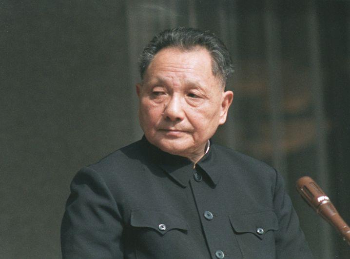Deng Xiaoping (Aufnahme aus dem Jahr 1978)