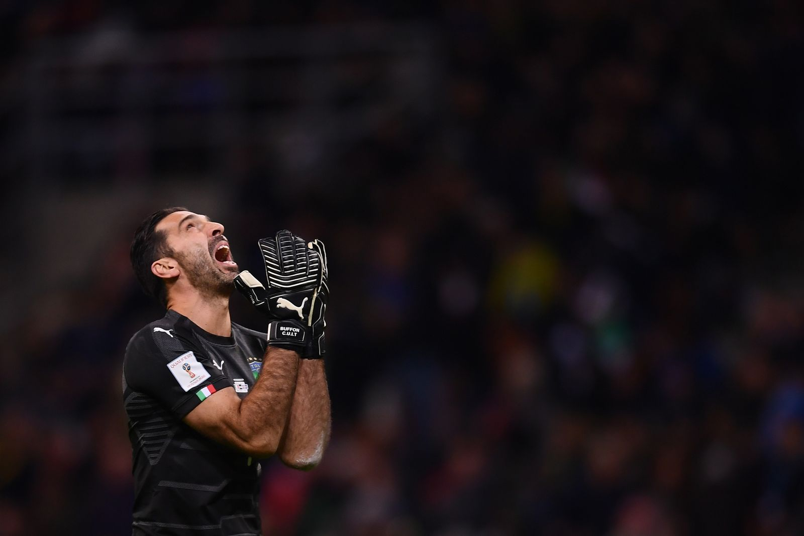 Gianluigi Buffon/ FIFA 2018 World Cup