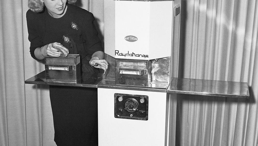Geschichte der Mikrowelle: Bacon in 90 Sekunden