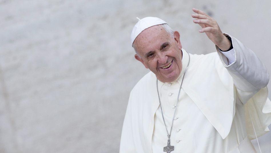 """Papst Franziskus (Archiv): """"Niemals haben wir unser gemeinsames Haus so schlecht behandelt"""""""