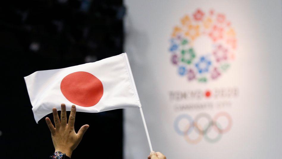Das IOC sieht die Sommerspiele von Tokio bislang nicht gefährdet