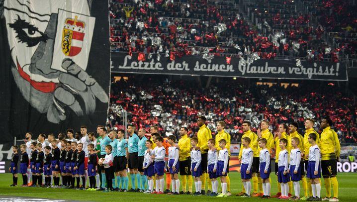 Borussia Dortmund in Salzburg: Ausgepresst