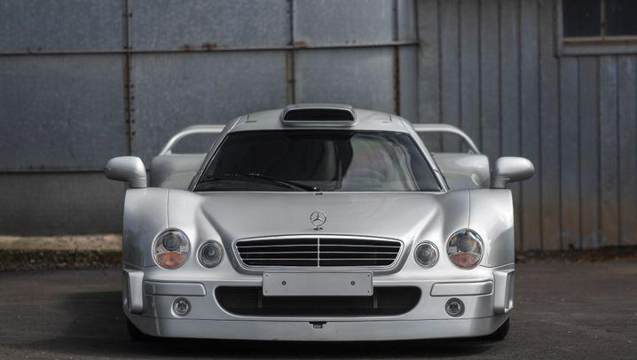 AMG CLK GTR: Rarer Renner
