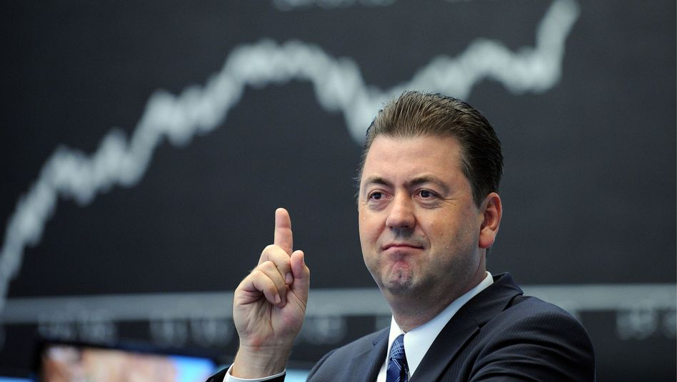 An der Börse geht es nach oben: Der Dax steigt den dritten Tag in Folge