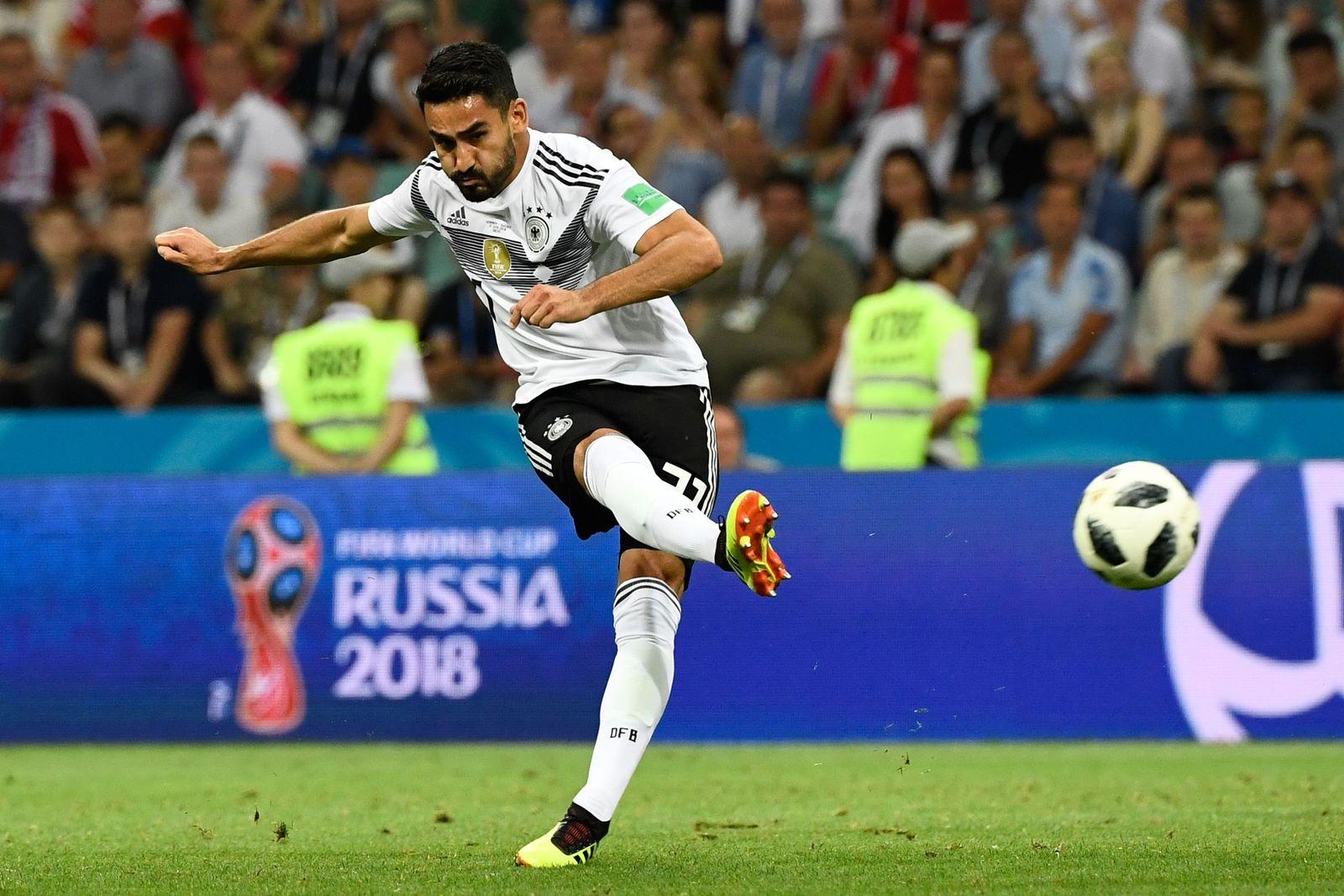 WM / Deutschland / Schweden / Einzelkritik / Gündogan