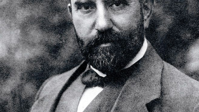 Industrieller Hugo Stinnes, um 1920