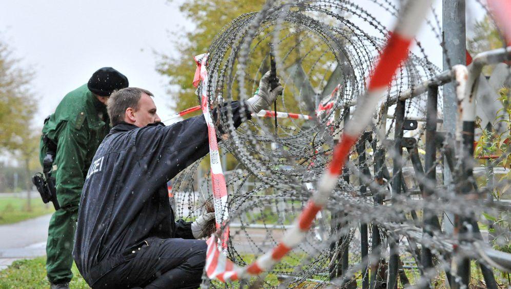 Erwartete Massen-Sabotage: Polizei bereitet sich auf Castor-Transport vor