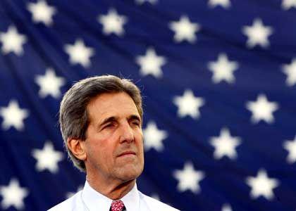Kerry: Niederlage eingeräumt