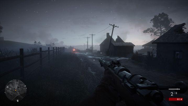 """Einsatz in """"Battlefield 1"""""""