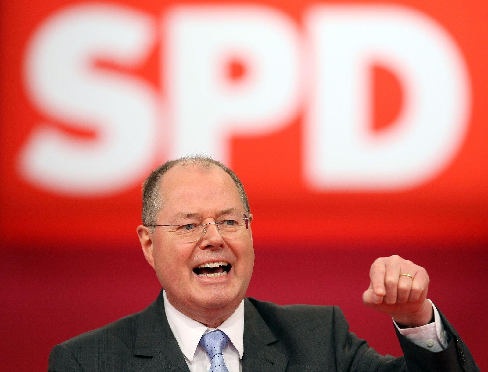 Steinbrück/ SPD