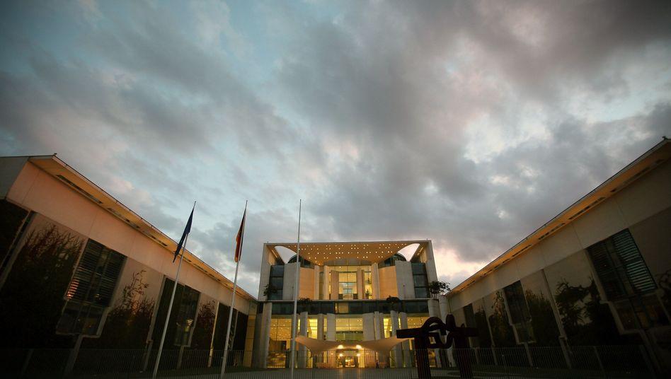 Kanzleramt in Berlin: Viele offene Fragen zu Kooperation zwischen BND und NSA