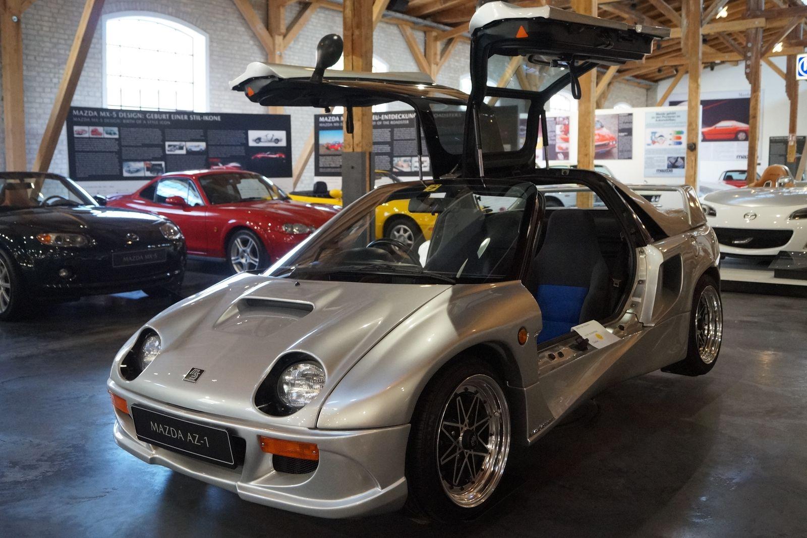 100 Jahre Mazda - Autozam AZ1