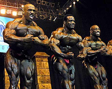 Bodybuilder: Muskelkraft bald aus dem Genlabor?