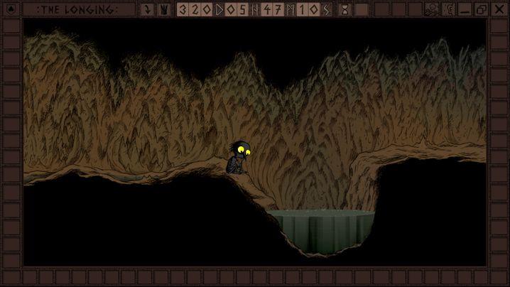 """Die Indie-Produktion """"The Longing"""" ist eines der innovativsten Computerspiele des Frühjahrs (hier finden Sie unseren Test)"""