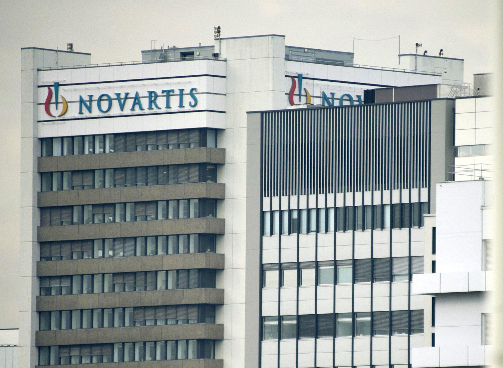 EINMALIGE VERWENDUNG Novartis/ Pharmazie