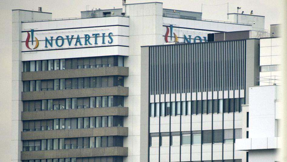 Novartis-Zentrale in Basel: Niederlage im Patentstreit um das Krebsmittel Glivec