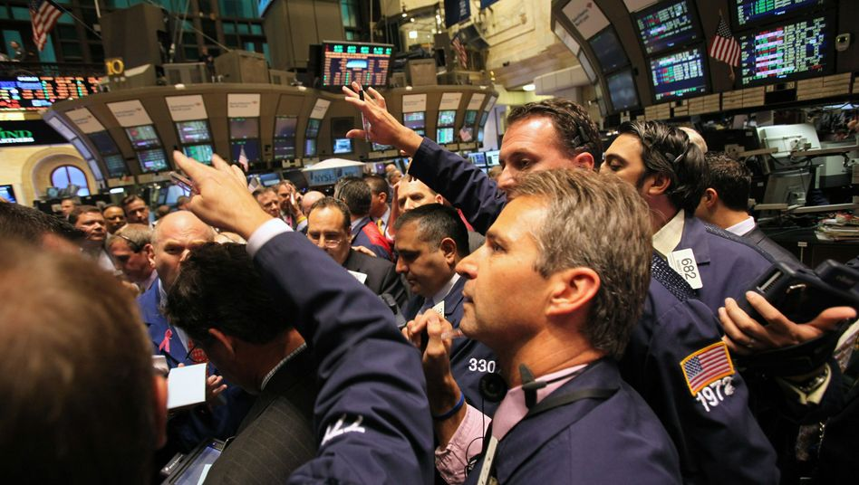 Börse in New York: Berlusconi will den Wählern gefallen, nicht den Finanzmärkten