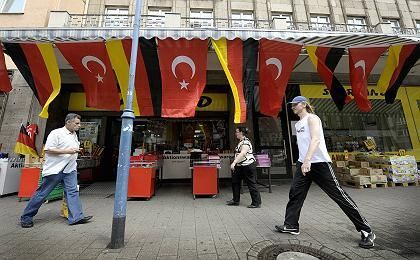 New research shows that Turkish immigrants in Germany still have a long way to go.