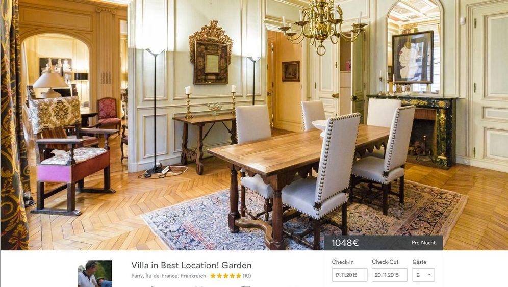 Airbnb versus Hotels: Luxusunterkünfte in Paris