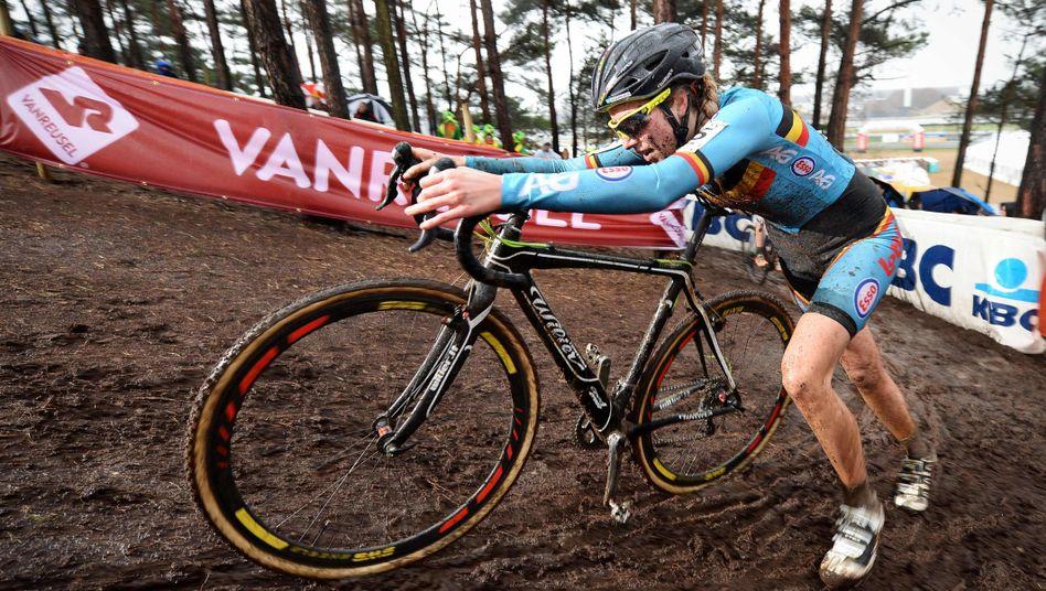 """Nachwuchsradprofi Van Den Driessche: """"Es war alles ein großer Irrtum"""""""