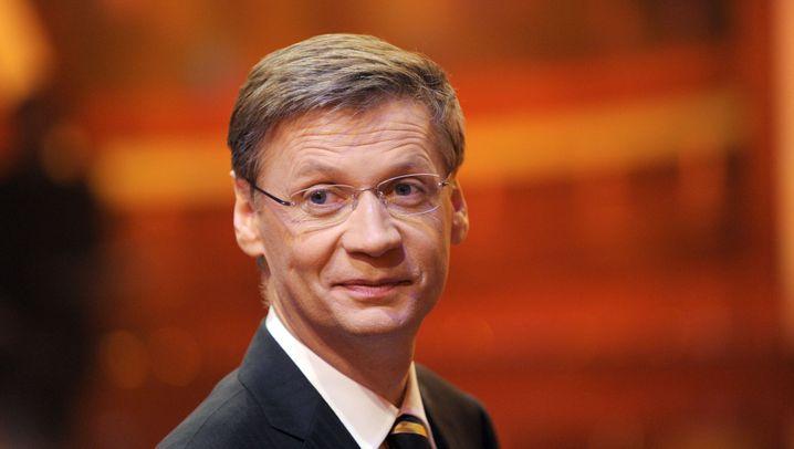 Günther Jauch: Polit-Talk als Karrierekrönung