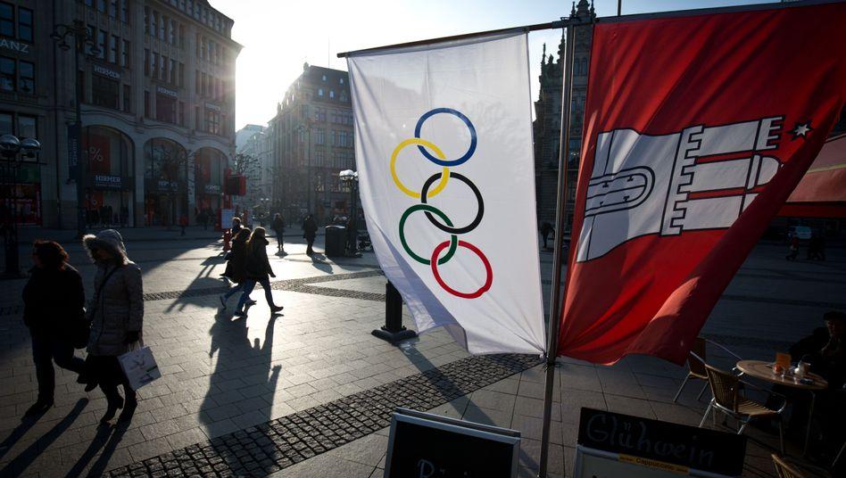 Olympia-Entscheid: Hamburg hat sich durchgesetzt
