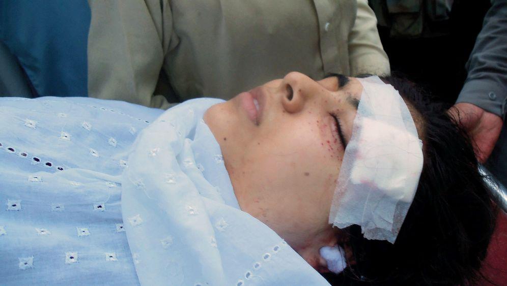 Pakistan: Schüsse auf 14-Jährige