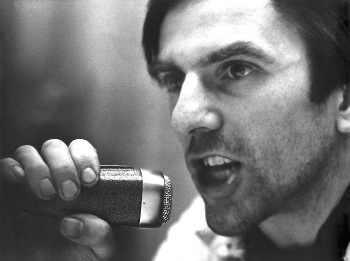 Charismatischer Redner: Dutschke 1967