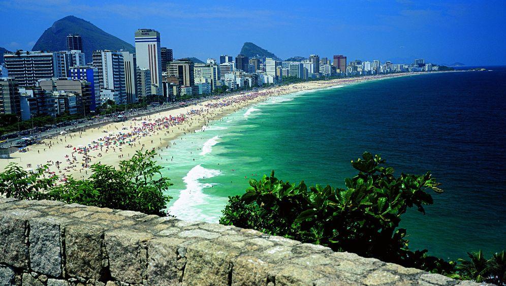 Favela Tour In Rio De Janeiro Im Labyrinth Der Treppen Der Spiegel