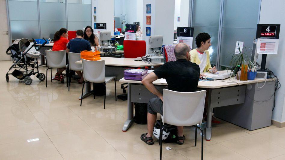 Arbeitsamt in Madrid: Vor allem gut Qualifizierte zieht es nach Deutschland