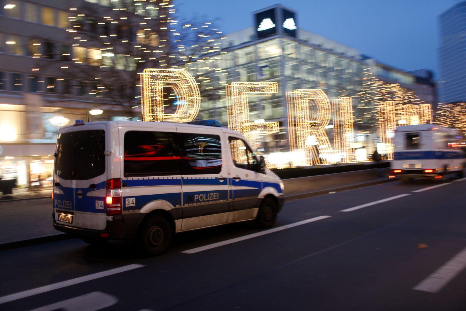 Anschlag Berlin
